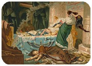 مقاله تاريخي خودكشي كلئوپاترا ملكه مصر كنيز دنياي مردگان مديترانه سايت رسمي مجيد اخشابي