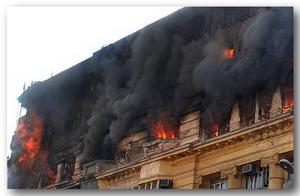 آتش سوزی دوباره در ساختمان ای ام آر آی اخبار دوزبانه هندی فارسی سایت رسمی مجید اخشابی
