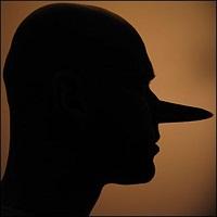 چهار نشانه جالب که نشان می دهد مردان دروغ میگویند