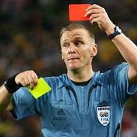 تاریخچۀ کارتهای زرد و قرمز
