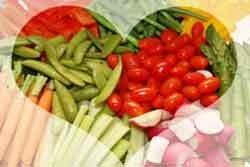 تغذیه صحیح داشته باشیم تا از بروز بیماری قلبی جلوگیری نمائیم