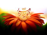 فاطمه زهرا (ع) در آيينه شعر فارسي