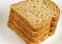نان تست و روغن سرخ کردنی