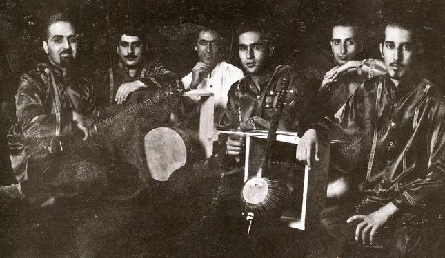 گروه موسیقی عرفانی چاووش رفسنجان