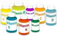 داروسازی:دانستنیهایی درباره قرصهای ویتامین