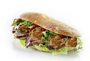 ساندويچ ماهي