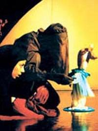 تاريخچه نمايش عروسكي در ايران