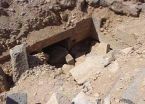 گردشگري: كشف معبدي باستاني در سوريه
